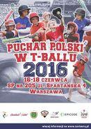 Puchar Polski w T-ballu 2016